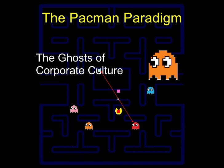 The Pacman Paradigm The Ghosts of Corporate Culture . . . .