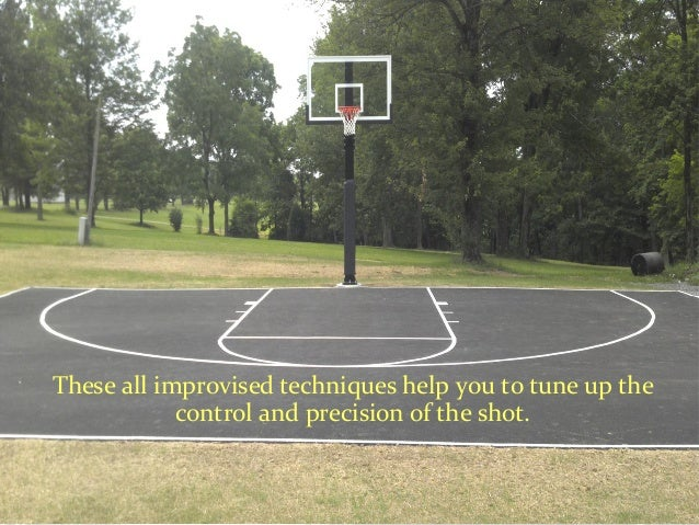 How To Become A Better Basketball Shooter
