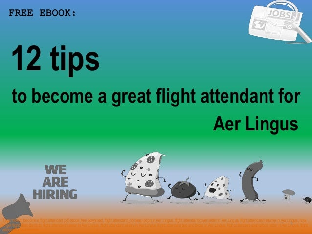 1 to become a great flight attendant for free ebook tags how to become