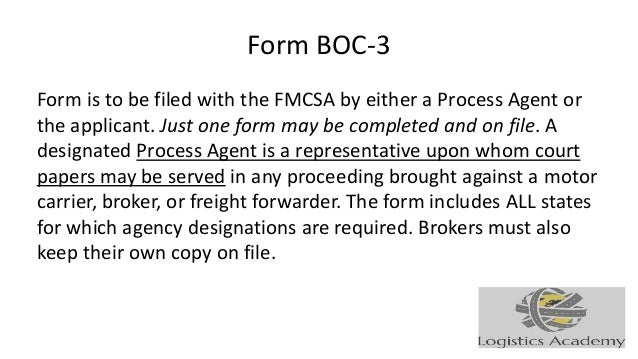 Legal Requirements for Becoming a Licensed Freight Broker LogisticsA…