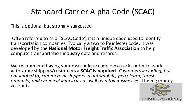 Legal requirements for becoming a licensed freight broker for National motor freight traffic association