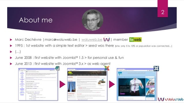 How to become a Joomla! Tester Slide 2