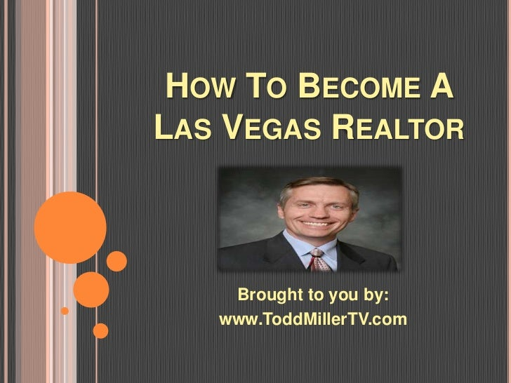 How To Become A Las Vegas Realtor Interiors Inside Ideas Interiors design about Everything [magnanprojects.com]