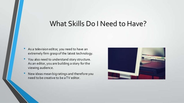 How-to Become an Editor