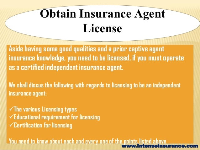well insurance agent certification - photo #6