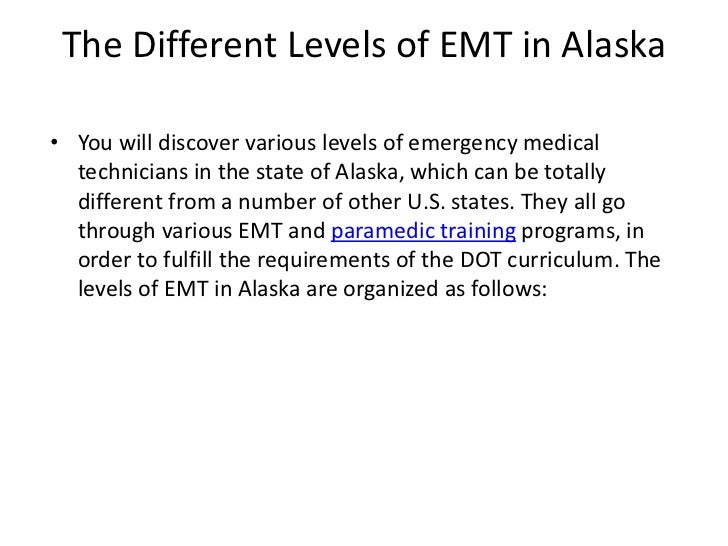 how to become a paramedic in alaska, Human Body
