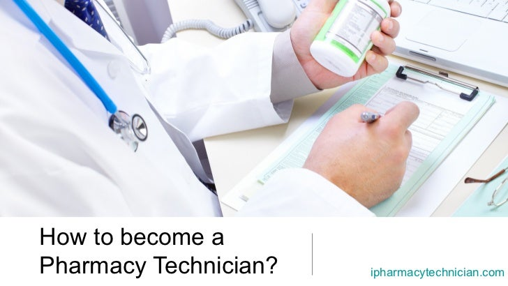 How to become a Pharmacy Technician? ipharmacytechnician.com