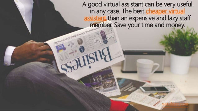 vatohire.com A good virtual assistant can be very useful in any case. The best cheaper virtual assistant than an expensive...