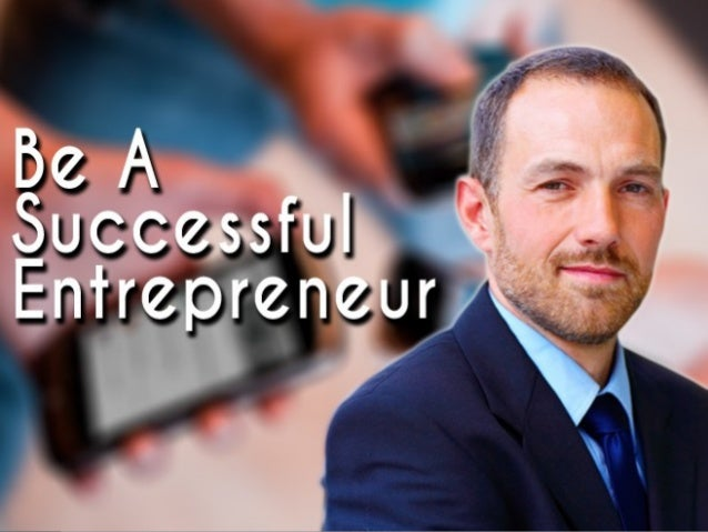 How to become a successful entrepreneur like terrence gaskin
