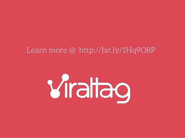 Reach Success with Viraltag https://www.viraltag.com/ /viraltag @viraltag @viraltag /company/viraltag