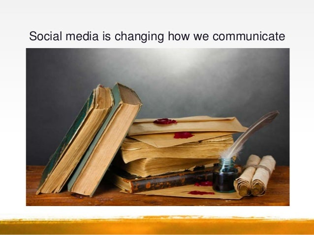 How to Become Visible with Social Media Slide 2