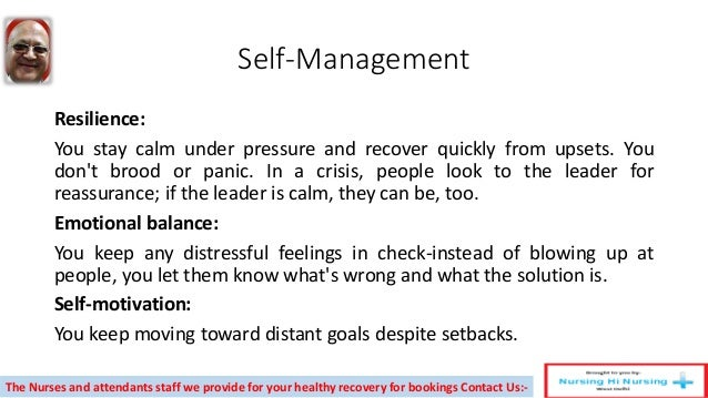 how to stay calm under pressure pdf