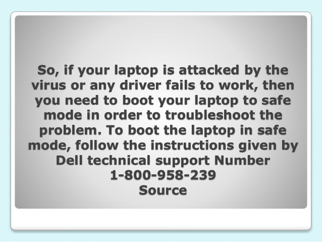 how to start up laptop in safe mode