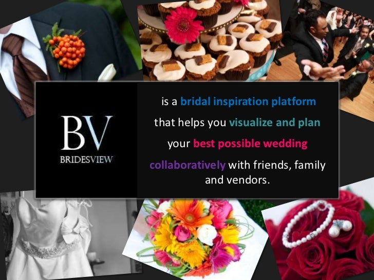 is a bridal inspiration platform that helps you visualize and plan       .   your best possible weddingcollaboratively wit...