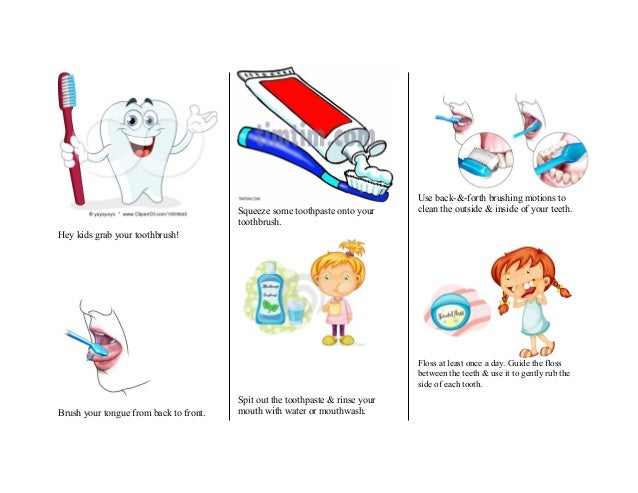 Your Step By Step Guide To The: How To Brush Your Teeth