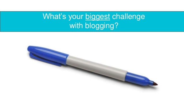 How to build a blog that wins you clients (Simple Creative Marketing) Slide 2