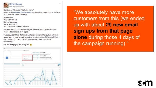 How to build a blog that wins you clients (Simple Creative Marketing) Slide 3