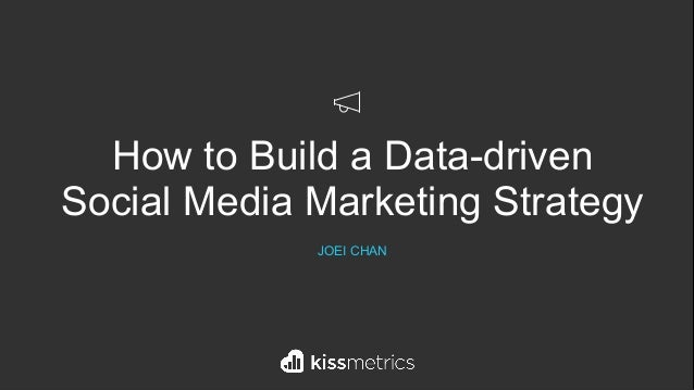 How to Build a Data-driven 
