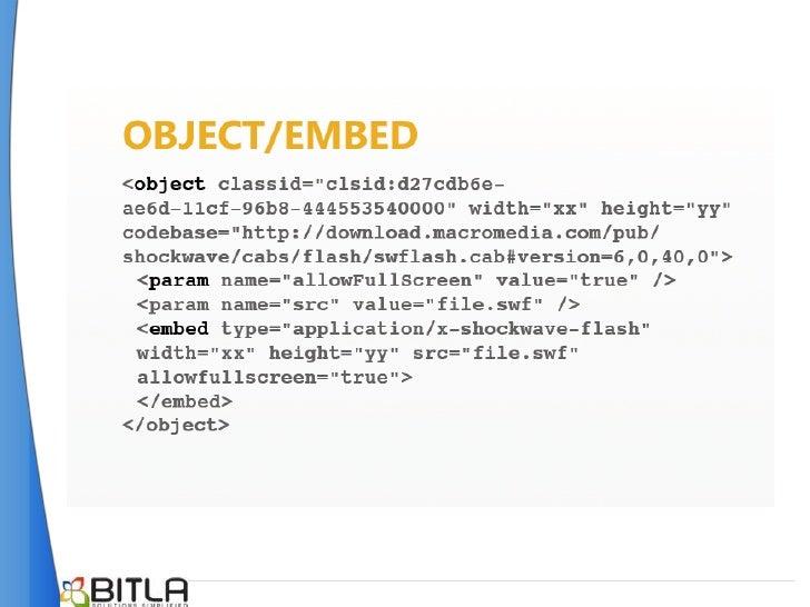 How to build a html5 websites. V1.