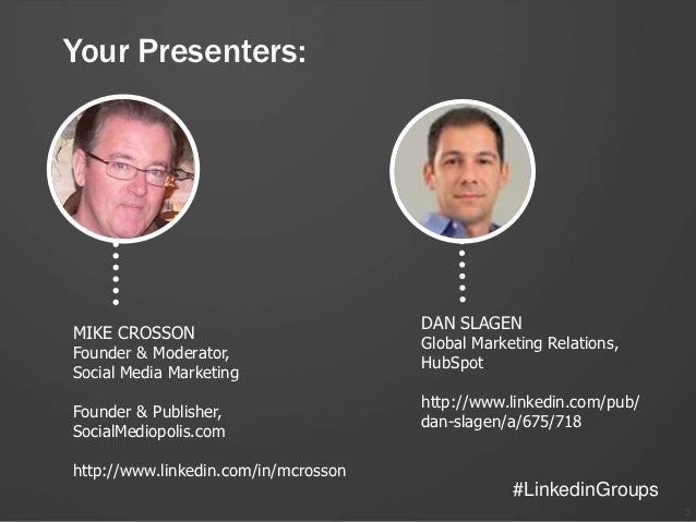 How to Build a Large and Successful LinkedIn Group Slide 3