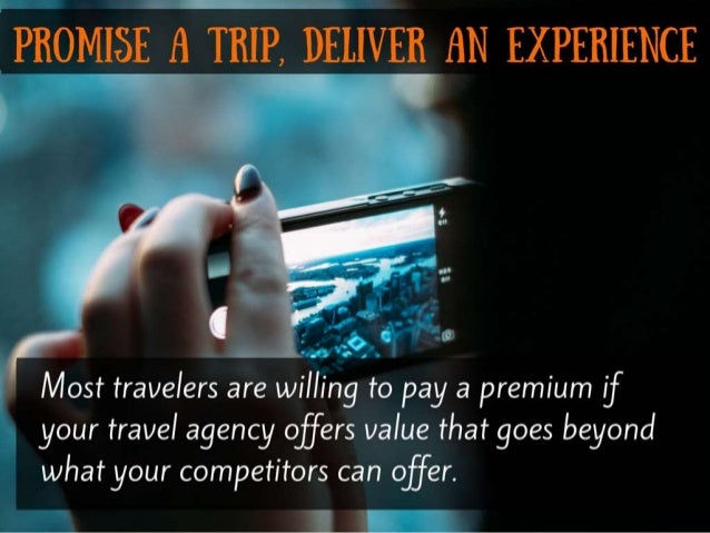 how to build a travel agency