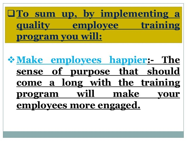 effectiveness of on the job training Request (pdf) | effectiveness of on- | a study carried out in the largest telecommunication organization in the netherlands focused on-the-job training (ojt) as an effective training method it also studied which variables explained ojt effectiveness and whether improvement of ojt.