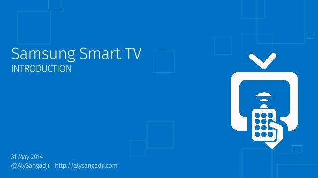 How to Build Application Samsung Smart TV (SDK 5 1)
