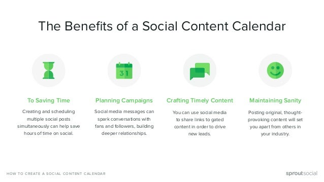 To Saving Time Creating and scheduling multiple social posts simultaneously can help save hours of time on social. The Ben...