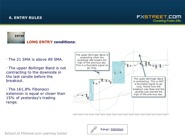 How to create forex trading system