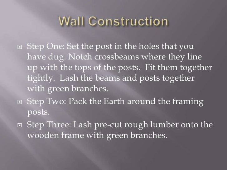 How to build a viking longhouse jesse hall