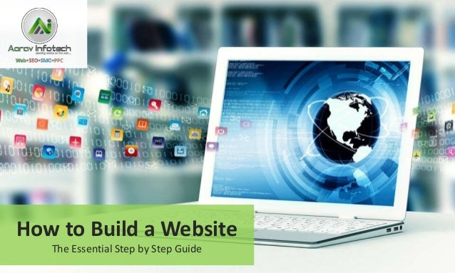How to Build a Website The Essential Step by Step Guide