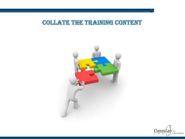 Security awareness program presentation design