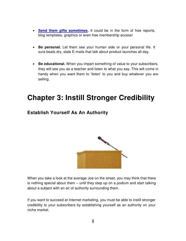 Have Business Relationship With Your >> How To Build A Business Relationship With Email