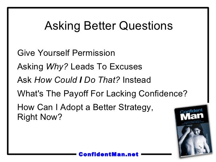 how to build self confidence pdf