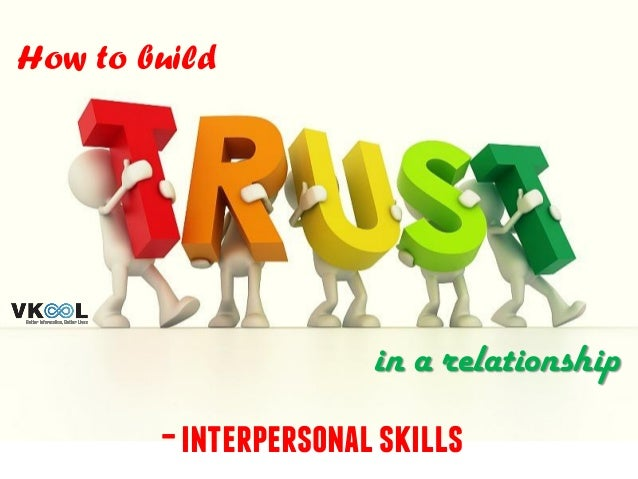how to build trust with the colleague