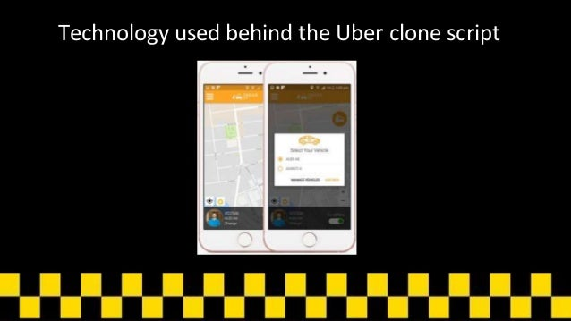 How to build uber clone taxi app for android &