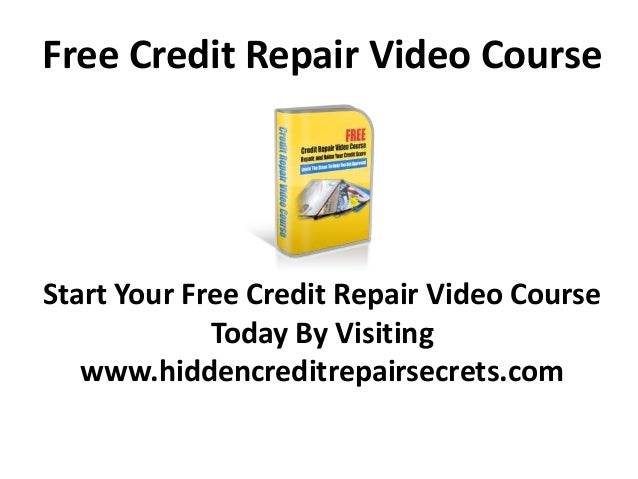 How to build your credit score fast 2013 and credit repair 7 free credit repair video course start ccuart Image collections