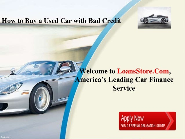 how to buy a used car with bad credit. Black Bedroom Furniture Sets. Home Design Ideas