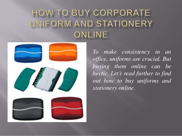 To make consistency in anoffice, uniforms are crucial. Butbuying them online can behectic. Let's read further to findout h...
