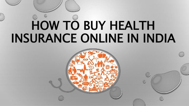 how to choose health insurance india