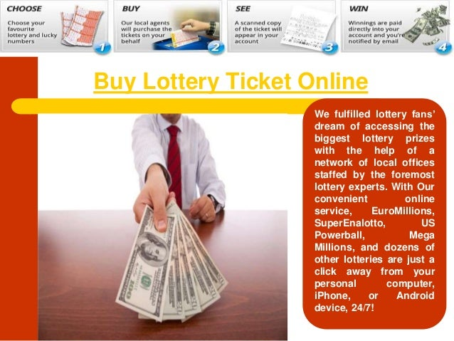 How Do I Buy Lottery Tickets Online