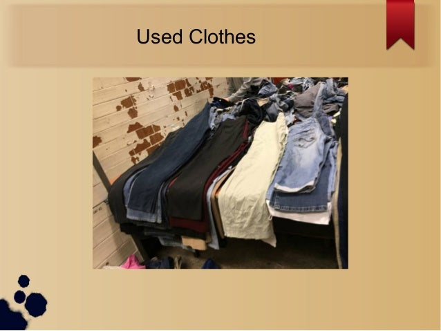 Sale used clothes online