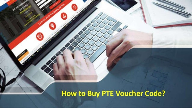 How to Buy PTE Voucher Code?