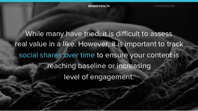 While many have tried, it is difficult to assess real value in a like. However, it is important to track social shares over ...