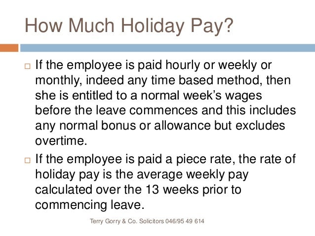 Calculate holiday pay entitlement uk | dns accountants.