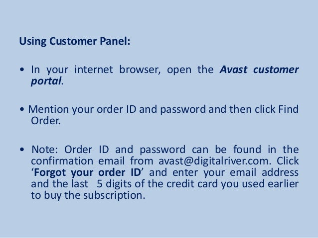 avast digitalriver