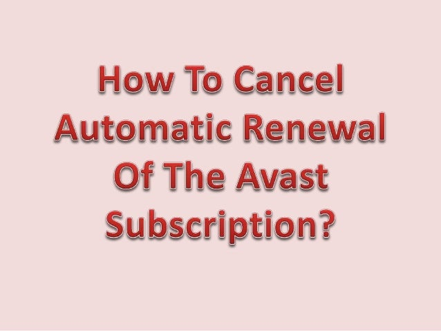 avast cancellation phone number