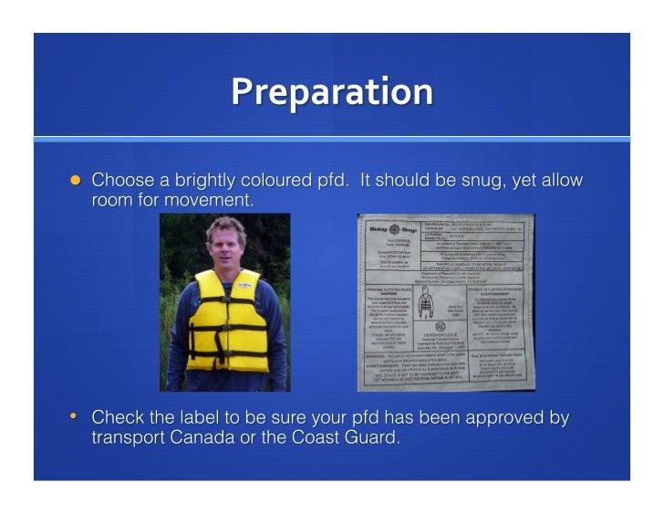 How to canoe image instruction Slide 2