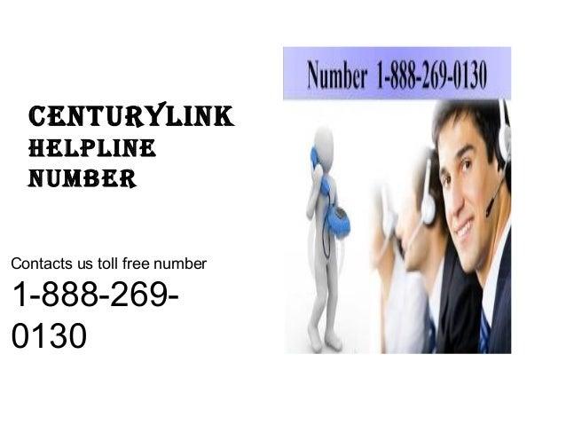 How to centurylink customer support 1-888-269-0130