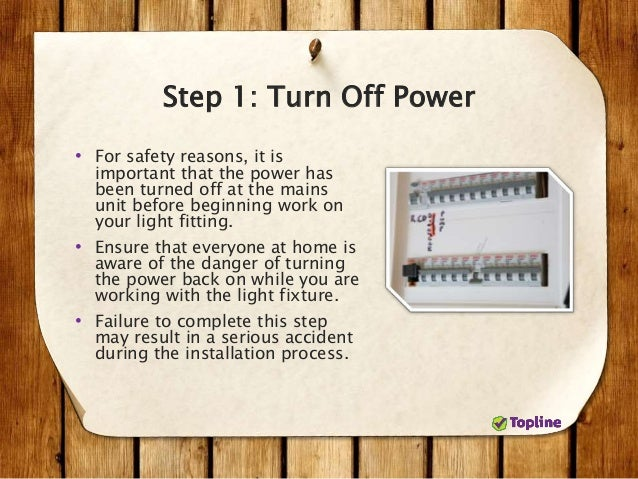electrical - How easy is it to change a B22 light fitting ...